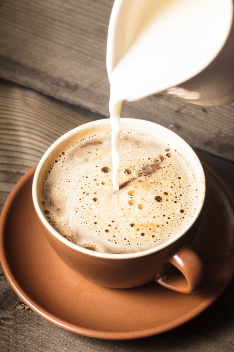 can you use heavy cream in coffee